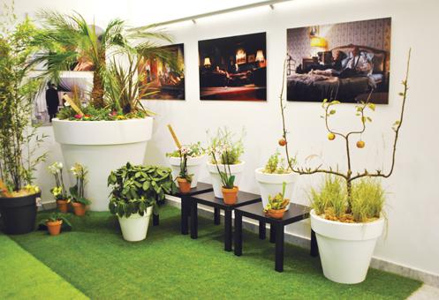 Jardin sensoriel